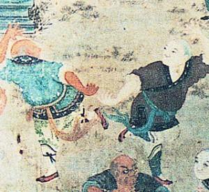 Shaolin-wushu